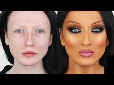EXTREME GOLDEN TAN TRANSFORMATION