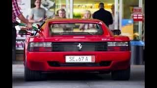 Ferrari 512 TR Testarossa