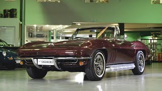 1965 Chevrolet Corvette 327/350 HP Convertible (LHD) - 2020 Shannons Autumn Timed Online Auction