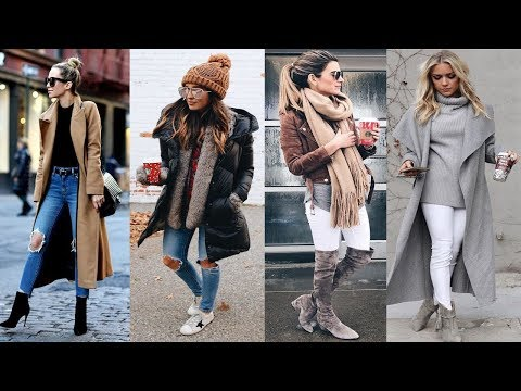 Cute Winter Outfits Ideas for Girls & Women