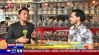 People and Inspiration: Cendol & Jalan Terjal Danu #1