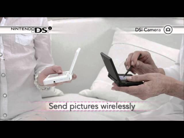 Nintendo DSi Trailer