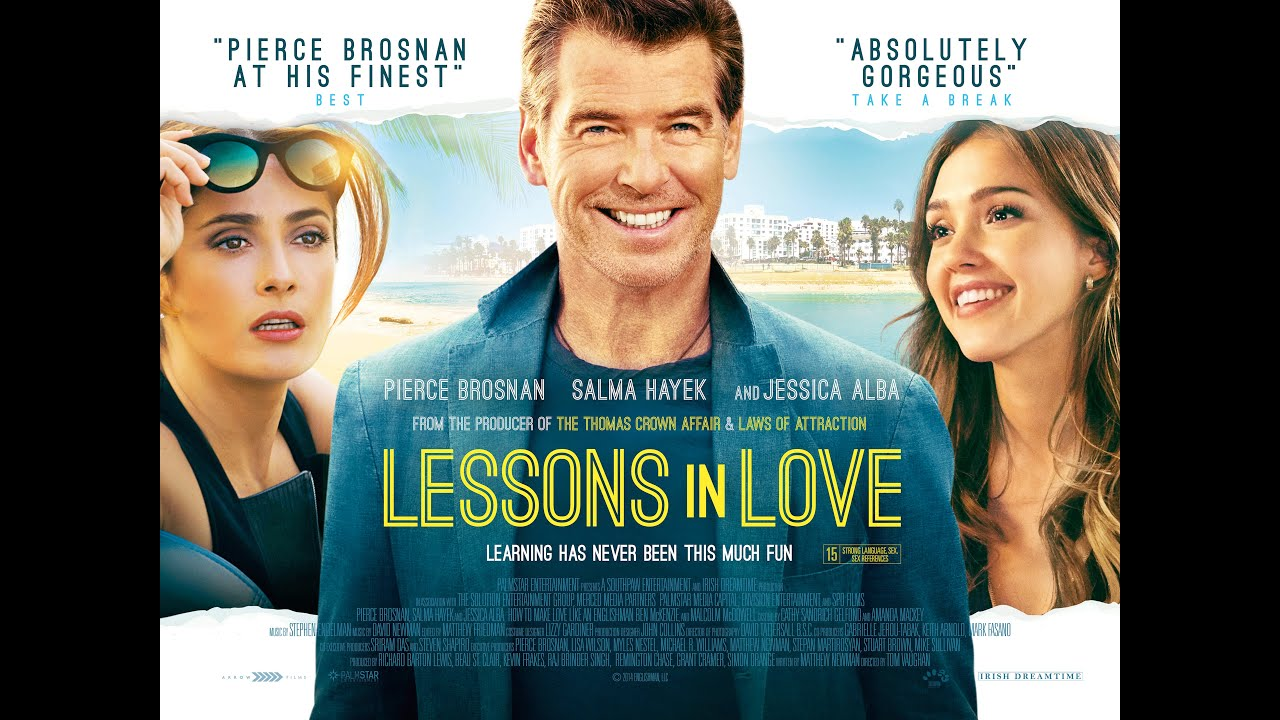 Download Lessons In Love - Trailer -  Pierce Brosnan, Jessica Alba, Salma Hayek