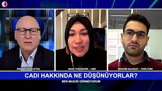 """BATIDA BÜYÜMÜŞ GENÇ HİZMET GÖNÜLLÜLERİ PERSPEKTİFİNDE """"HİZMET"""""""