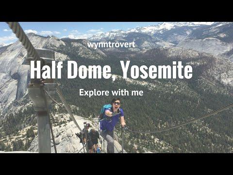 Experience Hiking Half Dome (Yosemite)