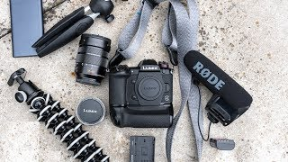 10 Great Accessories for Panasonic G9 | GH5 | G85