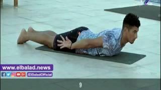 تمارين رياضية لتقوية عضلات الذراعين على «صباح البلد».. فيديو