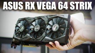 The FIRST custom AMD RX VEGA 64 Card is here... do custom PCBs help? thumbnail