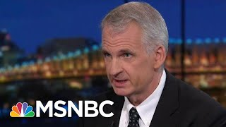Replacing Rule Of Law Violates The Trust At Heart Of US Life | Rachel Maddow | MSNBC