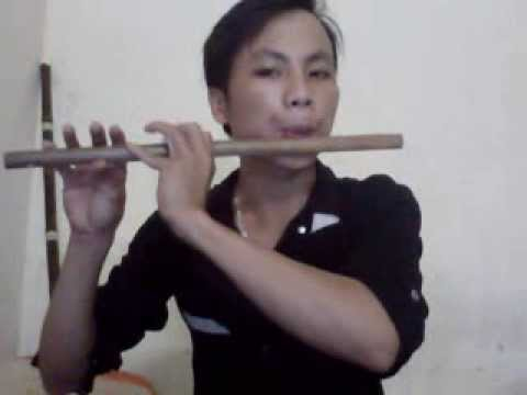 Tây vương nữ quốc sáo trúc test sáo