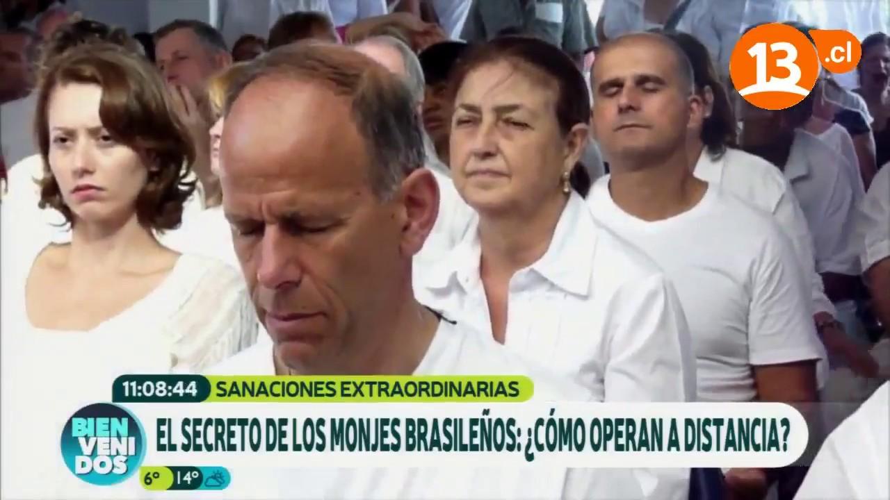El Secreto De Los Monjes Brasileños Bienvenidos Youtube