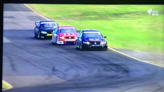 2016 V8 Supercar Sandown Raceway, Shannon's RACE 2