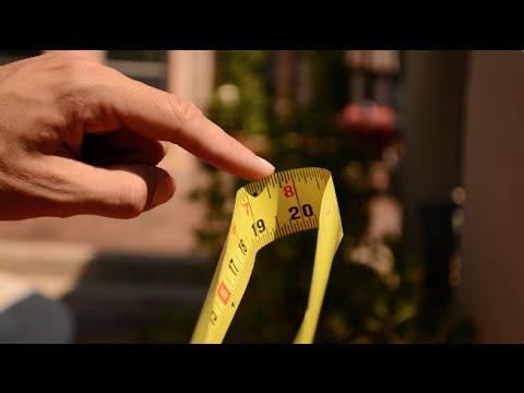 Tape Measure and Pencil Tricks