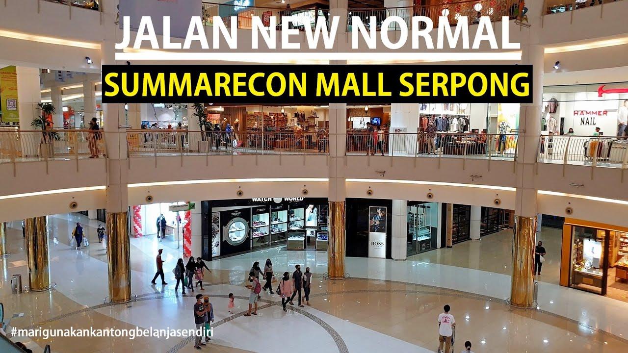 Walking Around ~ Summarecon Mall Serpong (SMS) ~ Gading Serpong ~ Kelapa Dua ~ Tangerang ~ Banten