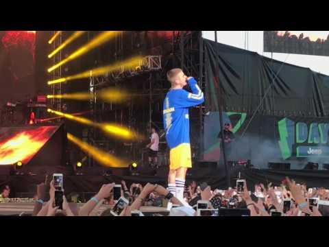 Justin Bieber - I'll Show You live @ I-Days Festival Monza - 18 Giugno 2017