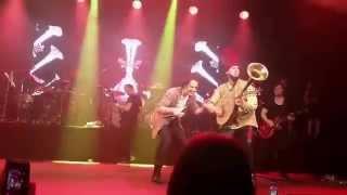 Ylvis - Mr Toot Live in Drammen 19-03-15