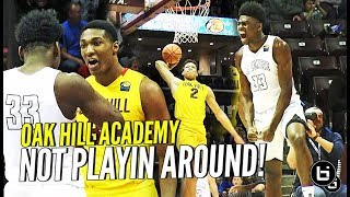 THE BEST TEAM IN AMERICA! Oak Hill Academy Is TOO OP! Oak Hill vs La Lumiere at Bass Pro!