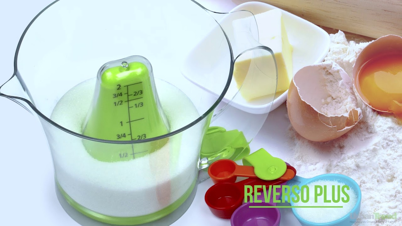 Urban Trend Reverso Measuring Cups Youtube