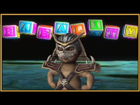 Mortal Kombat 9: ★ALL★ Babalities (DLC and Bosses) (PS3/XBOX360) (HD)