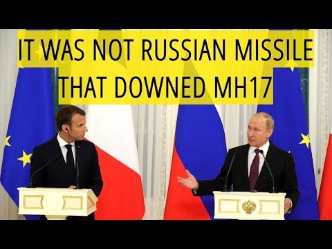 Putin On MH-17: Why Was Russia Not Allowed To Participate In The Investigation?