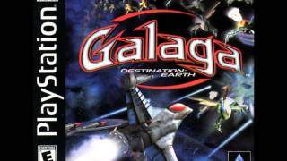 Galaga: Destination Earth Music: Earth Global Defense Fanfare