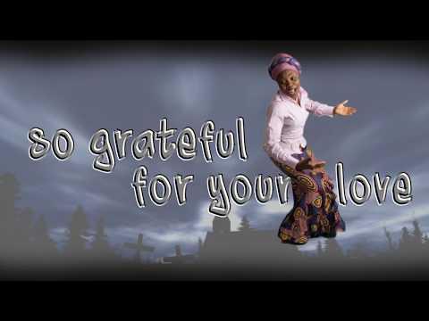 Dance like David Lyric Video by Lady Evangelist Ajara.