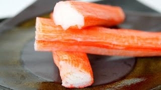 Crab Sticks 101 for Sushi Roll Recipes