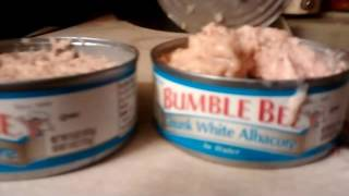 Bumble Bee Tuna Review DO NOT BUY!