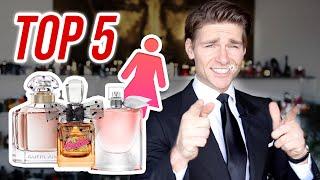 My Current Top 5 Feṁale Fragrances | Jeremy Fragrance