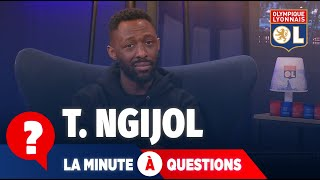 La minute à questions VS Thomas N'gijol | Olympique Lyonnais