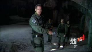 BA Stargate SG1 Lundi 9 Aout à 20h35 2010 sur NRJ12 :le Trésor D'Avalon ,évènement