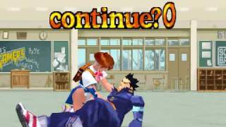 Game Over: Rival Schools - United by Fate