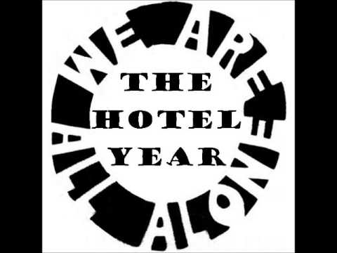 The Hotel Year - We Are All Alone (Full EP)