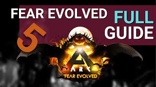 FEAR EVOLVED 5 - Everỳthing you need to know about the ARK Halloween Event!
