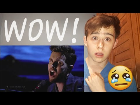 Duncan Laurence - Arcade - The Netherlands - LIVE - Second Semi-Final - Eurovision 2019 REACTION