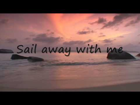 David Gray - Sail Away - With Lyrics - 16;9 Widescreen HD - Ocean Waves