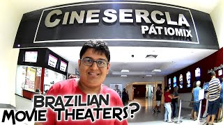 """Movie Theater Tour - Brazil   Watched """"MISSION IMPOSSIBLE Fallout"""" 3D   Dubbed in Portuguese"""