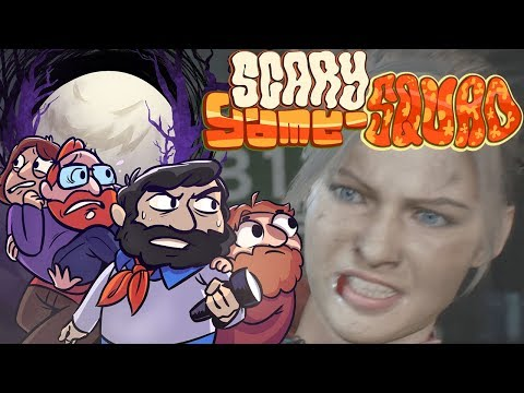 Survival Horror | Resident Evil 2 Remake | Scary Game Squad Part 3