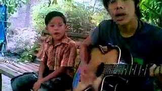 Lagu pengamen untuk Ayah dan Ibu