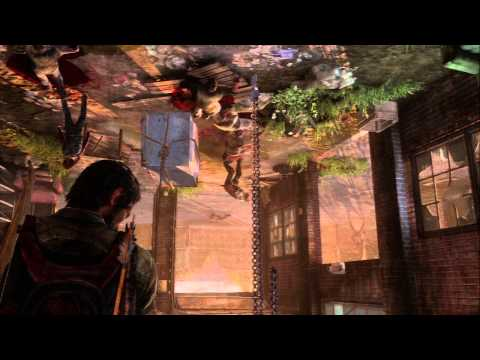 The Last Of Us Grounded Mode Bills Town Upside Down
