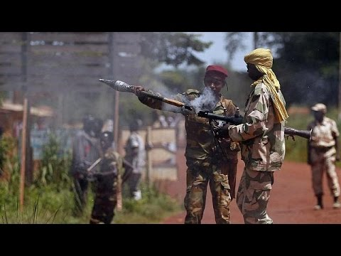 New armed group emerges as threat in Central African Republic