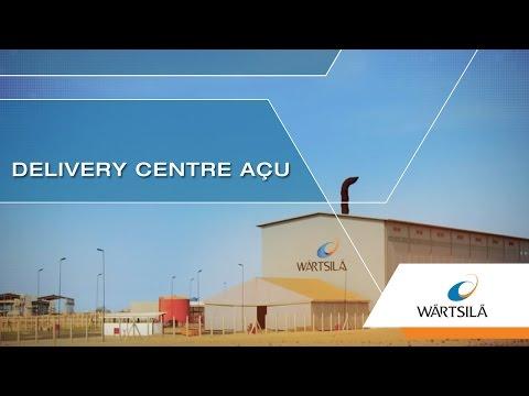 Delivery Centre Açu - Legendado em Inglês