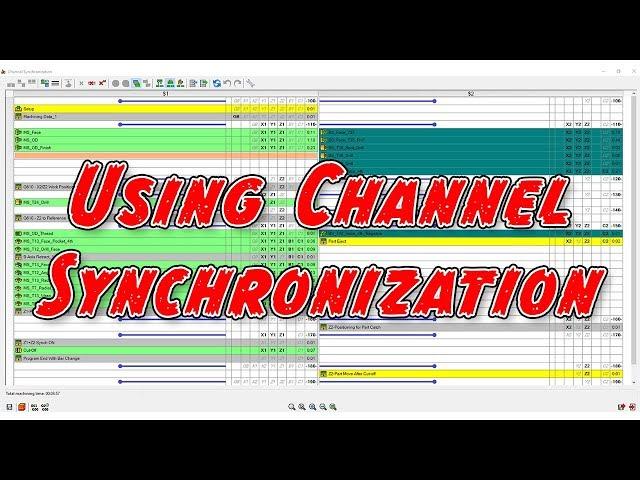 Channel Synchronization