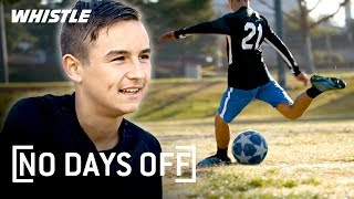 14-Year-Old Soccer PHENOM | LAFC Rising Star