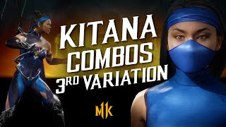 Kitana Combo Guide (3rd Variation) – Mortal Kombat 11