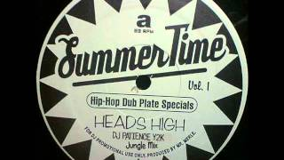 Dj Patience Vs Mr Vegas - Head High 2k V.I.P Dubplate.wmv