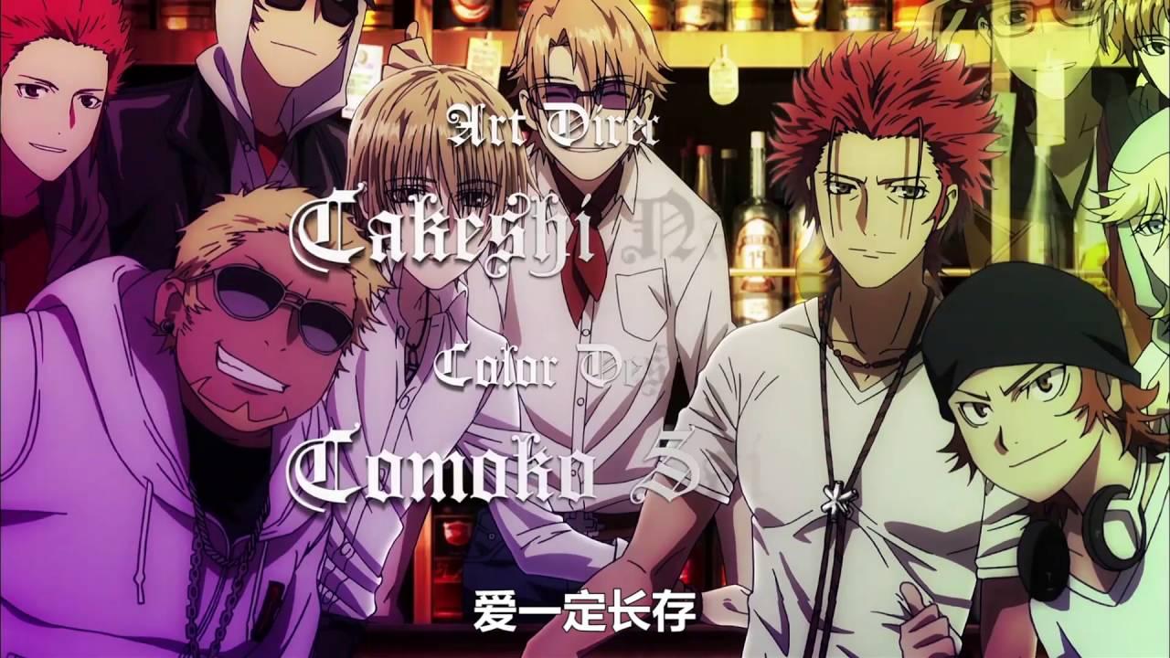 k return of kings op (試唱) - YouTube