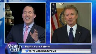 World Over - 2017-09-21 - Senator Rand Paul with Raymond Arroyo