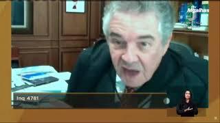 Marco Aurélio: Falas de deputado são ácidas, agressivas e chulas