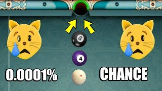THE SADDEST ENDING TO AN ALMOST PERFECT 8 BALL POOL MATCH...(you cant believe this)